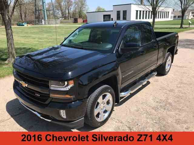 Picture of '16 Silverado - NT6N