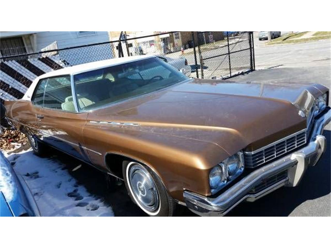 Large Picture of Classic 1972 Buick Electra 225 located in Cadillac Michigan - $8,995.00 - NZIT