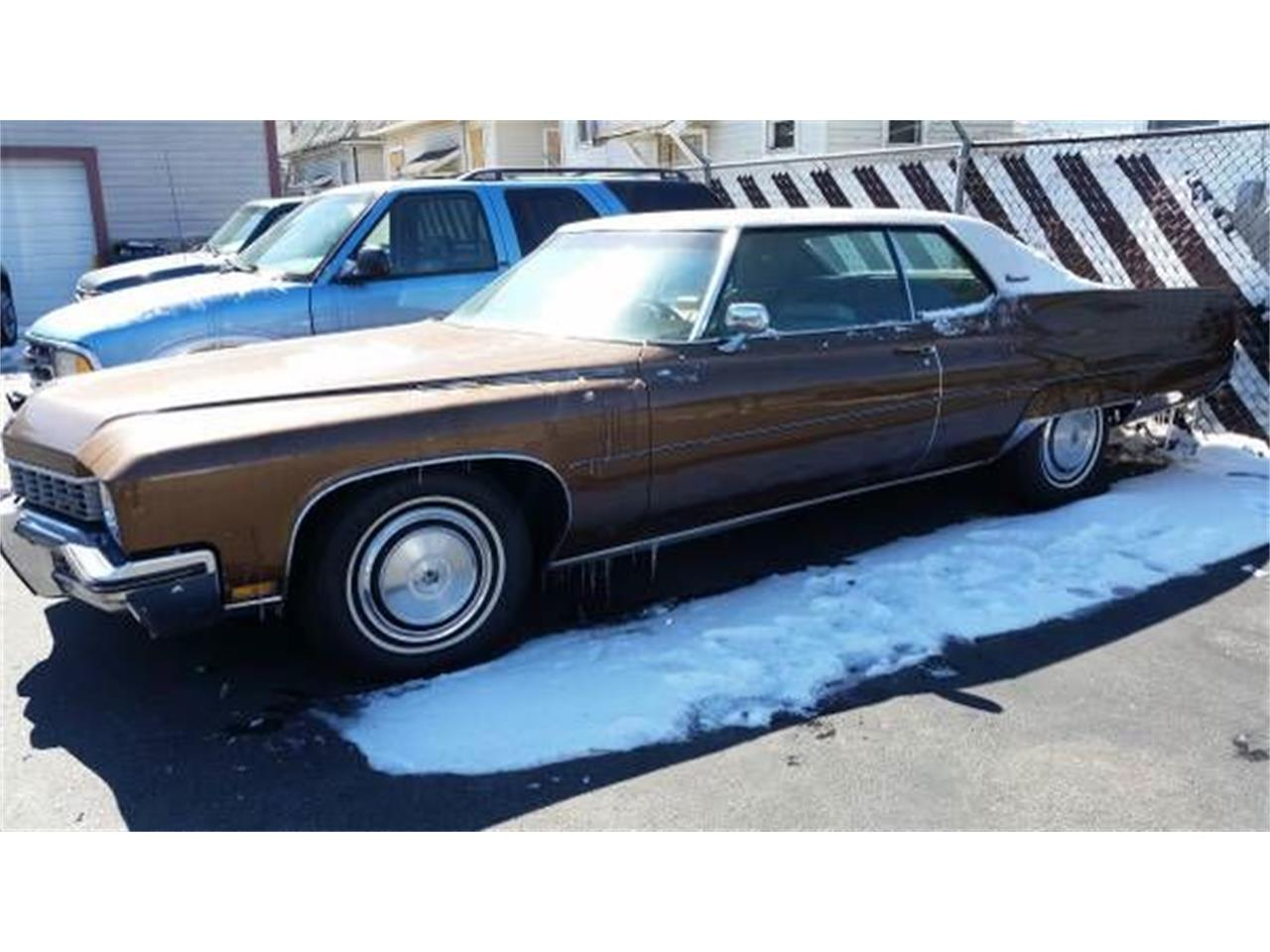 Large Picture of Classic '72 Buick Electra 225 located in Cadillac Michigan - $8,995.00 Offered by Classic Car Deals - NZIT