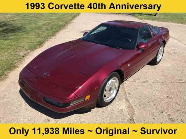 Picture of '93 Corvette - NT6P