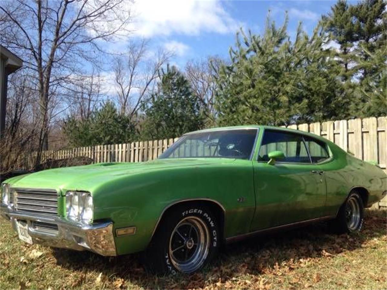 1971 buick skylark for sale | classiccars | cc-1119130