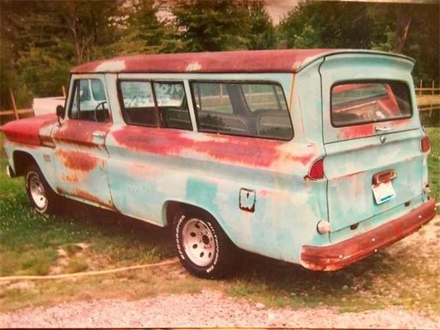 Picture of '64 Suburban - NZJF