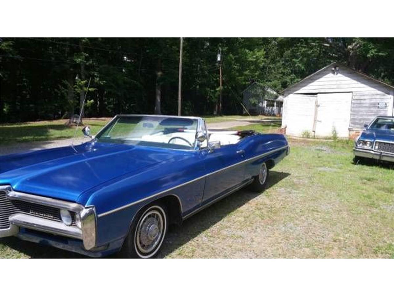 1968 Pontiac Bonneville For Sale Classiccarscom Cc 1119159