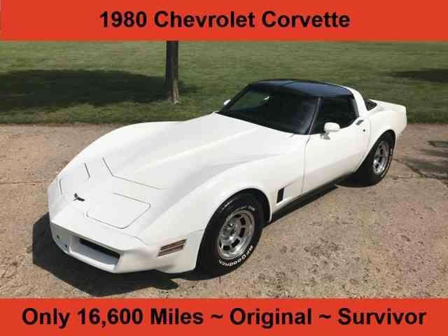Picture of '80 Corvette - NT6U