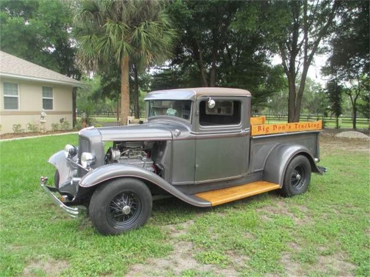 1934 Ford Pickup For Sale Classiccars Com Cc 1119182