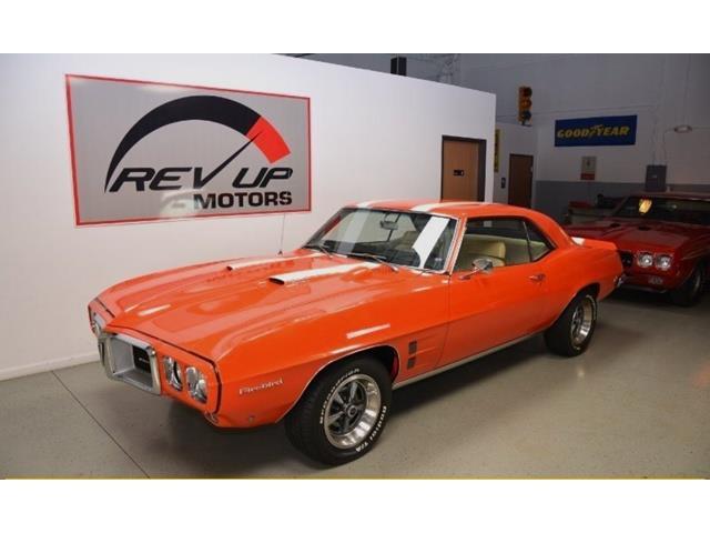 Picture of Classic '69 Pontiac Firebird - $39,995.00 - NT6W