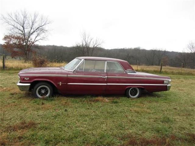 Picture of 1963 Ford Galaxie 500 located in Cadillac Michigan - $11,295.00 - NZM7