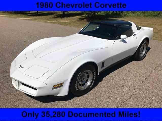 Picture of '80 Corvette - NT71