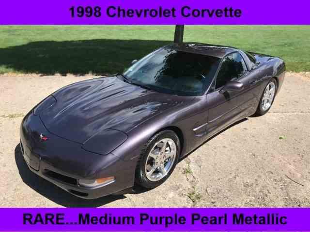 Picture of '98 Corvette - NT72
