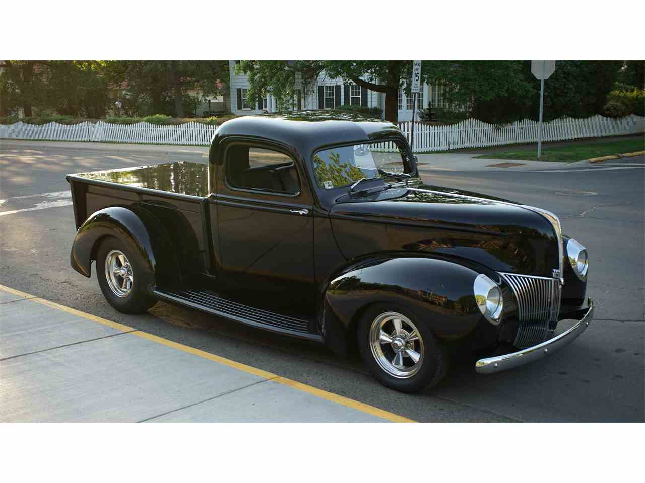 1940 Ford Pickup for Sale | ClassicCars.com | CC-1110927