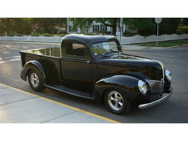 Picture of Classic '40 Ford Pickup located in Minnesota - $79,900.00 - NT73