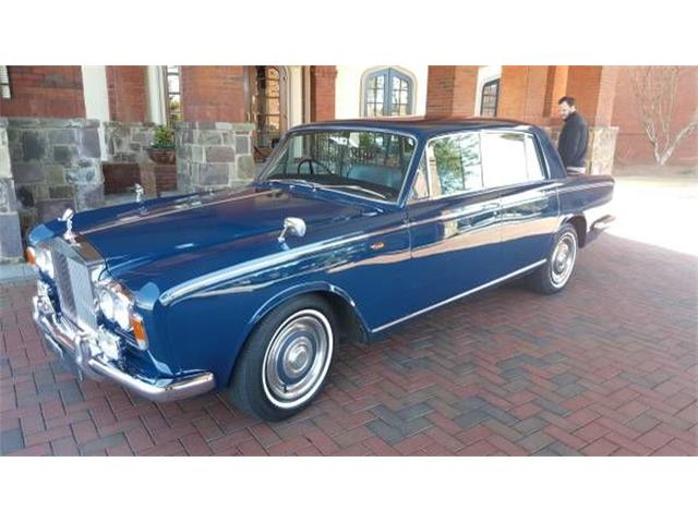 Picture of '66 Silver Shadow - NZN2