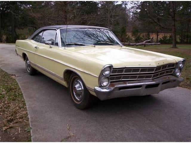 Picture of '67 Galaxie 500 - NZNS