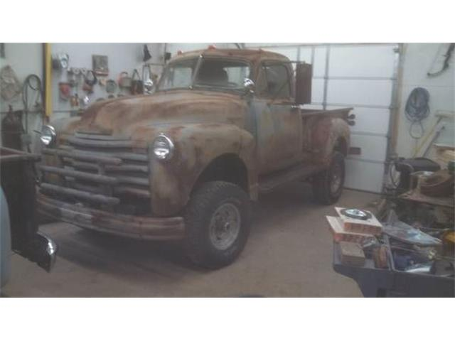 Picture of '52 Chevrolet Rat Rod - $16,495.00 Offered by  - NZO3