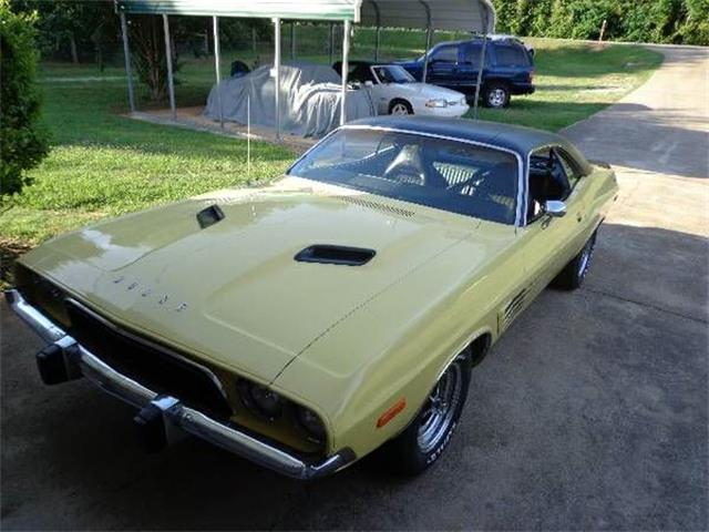 Picture of '74 Challenger - NZOS