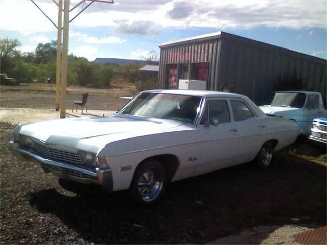 Picture of '68 Bel Air - NZOZ