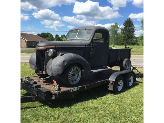 Picture of '40 Pickup - NZPA