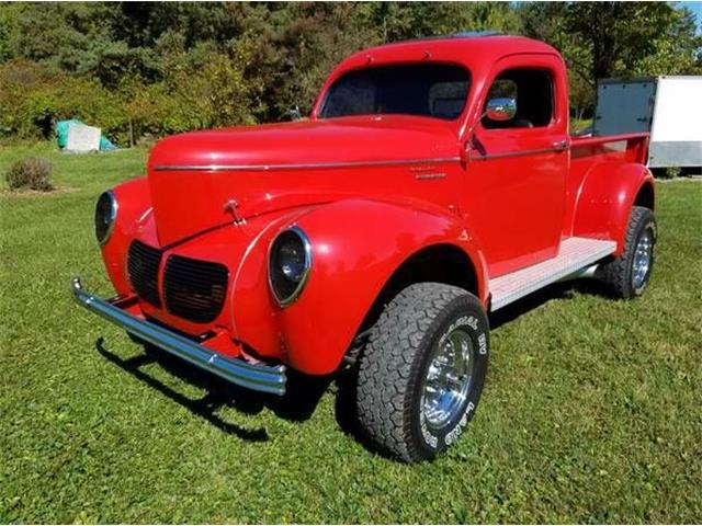Picture of '40 Pickup - NZPB