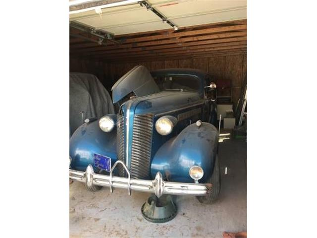 Picture of Classic '37 Buick Coupe located in Cadillac Michigan - NZPF