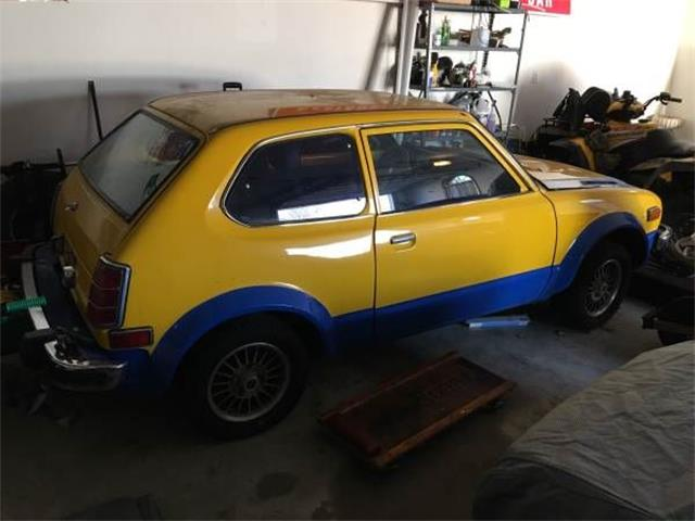 Picture of '77 Honda Civic located in Cadillac Michigan Offered by  - NZPK