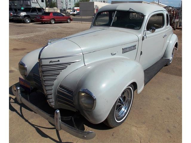 Picture of Classic '39 Plymouth Business Coupe located in Tucson AZ - Arizona - $25,900.00 Offered by  - NT7D
