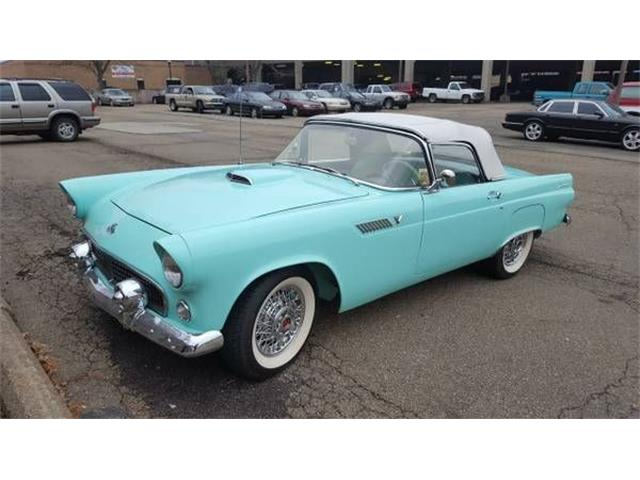Picture of '55 Thunderbird - NZPT