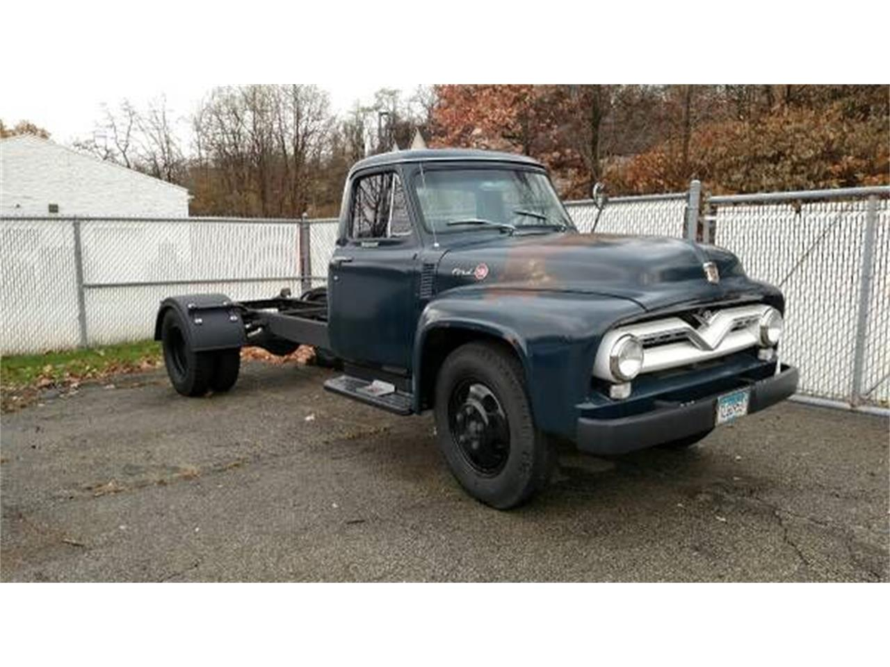For Sale: 1955 Ford F600 in Cadillac, Michigan on