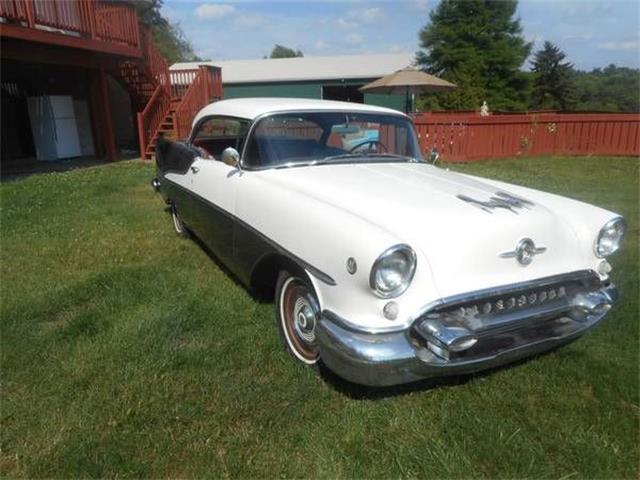 Picture of '55 Super 88 located in Cadillac Michigan - NZPV