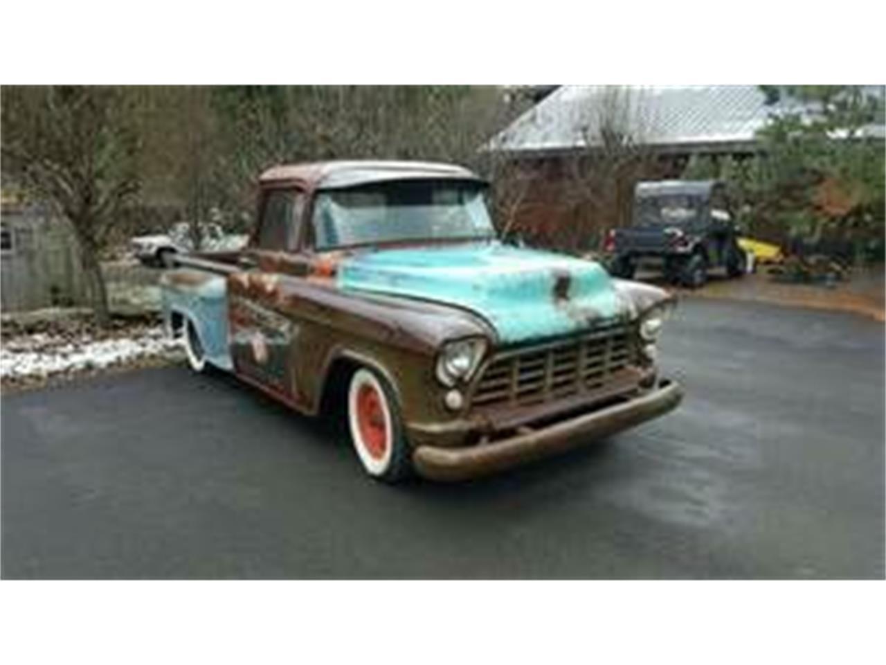 1957 Chevrolet Rat Rod For Sale Cc 1119383 Chevy Truck Large Picture Of 57 Nzpz
