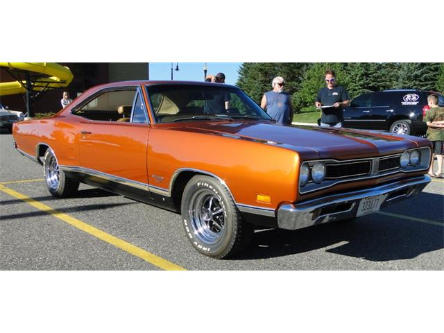 Picture of '69 Dodge Coronet 500 located in Grand Rapids Minnesota - $28,000.00 Offered by  - NT7F