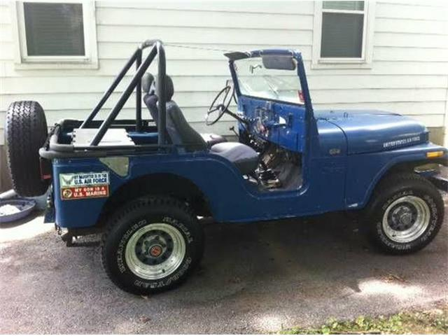 Picture of '74 CJ5 - NZQU