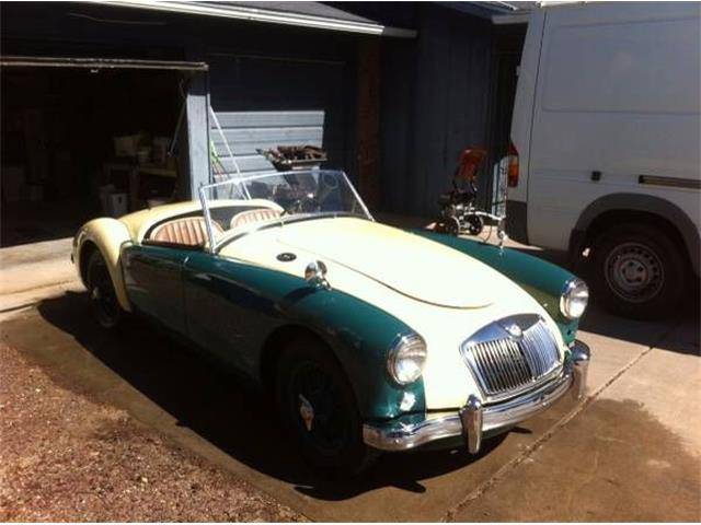 Picture of '59 MGA - NZR2