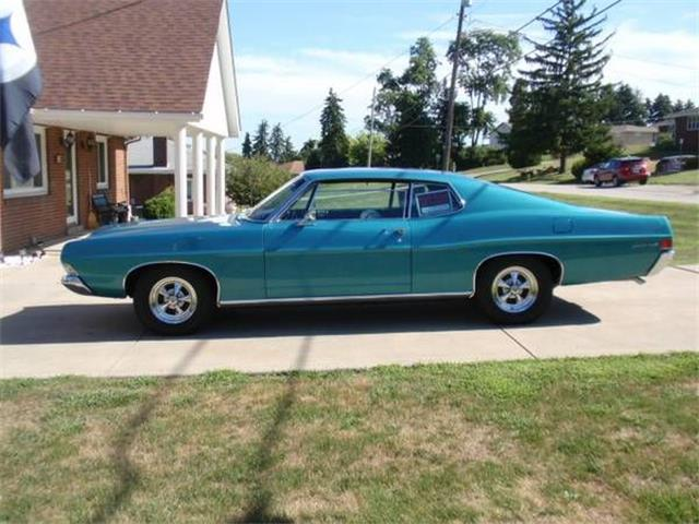 Picture of '68 Galaxie 500 - NZRA