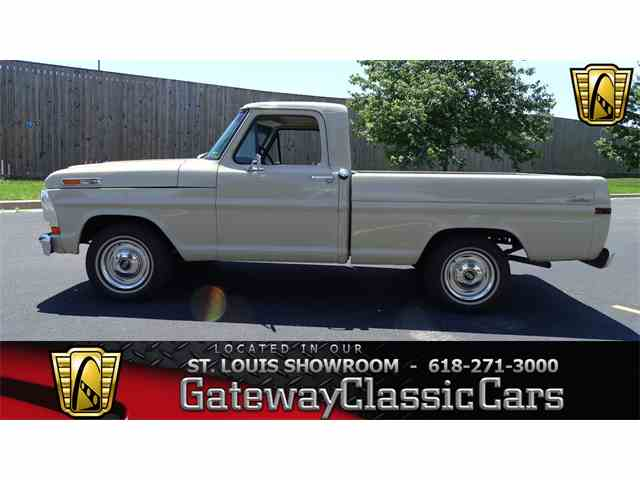 Picture of '71 F100 - NT7L