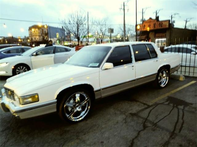Picture of '91 DeVille - NZRY