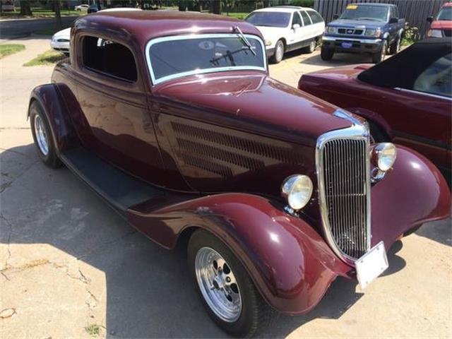 1934 Ford Street Rod