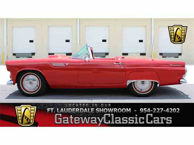 Picture of '55 Thunderbird - NT7M