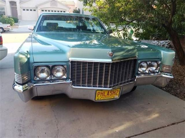 Picture of Classic '70 Cadillac Fleetwood - NZST