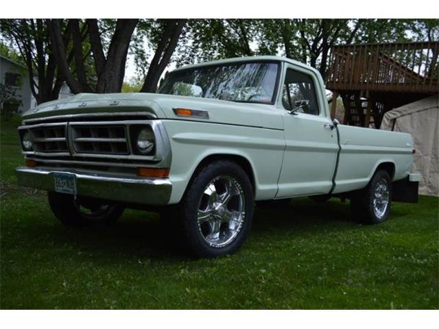Picture of 1971 Ford F250 located in Michigan - $9,195.00 - NZSU