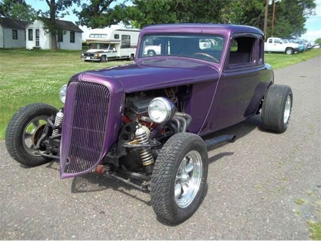 Picture of 1934 Plymouth Business Coupe located in Cadillac Michigan Offered by  - NZT0