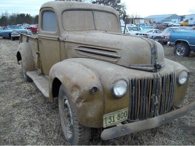 1946 Ford F250