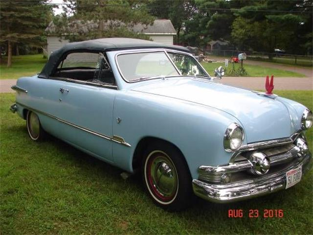 Picture of Classic 1951 Ford Custom located in Michigan - NZTM