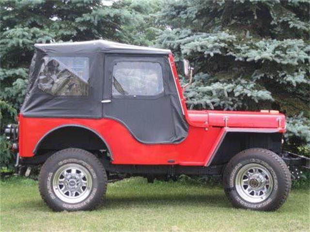 Picture of '52 Jeep located in Cadillac Michigan - $16,995.00 - NZTO