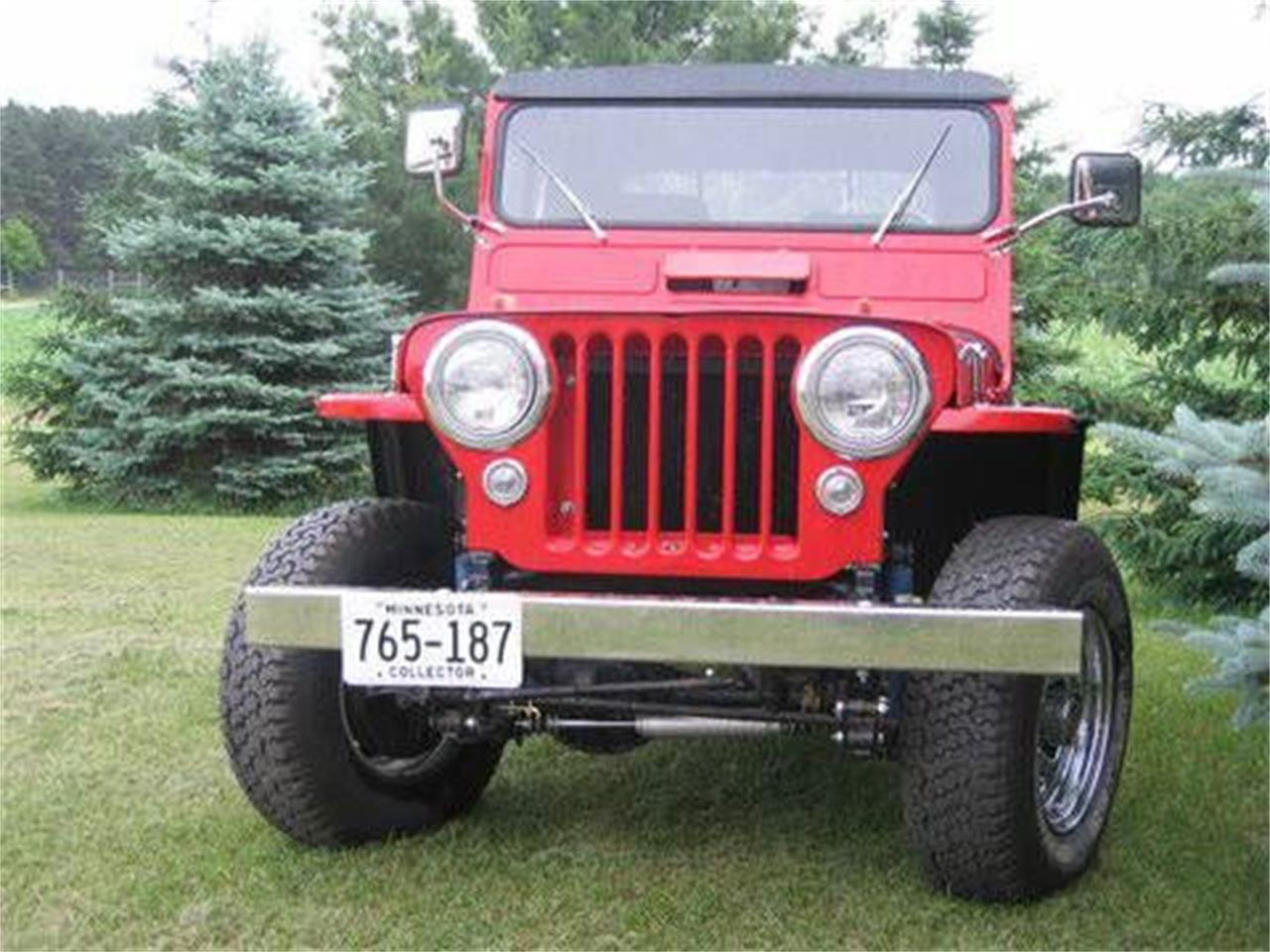 Large Picture of '52 Jeep - NZTO