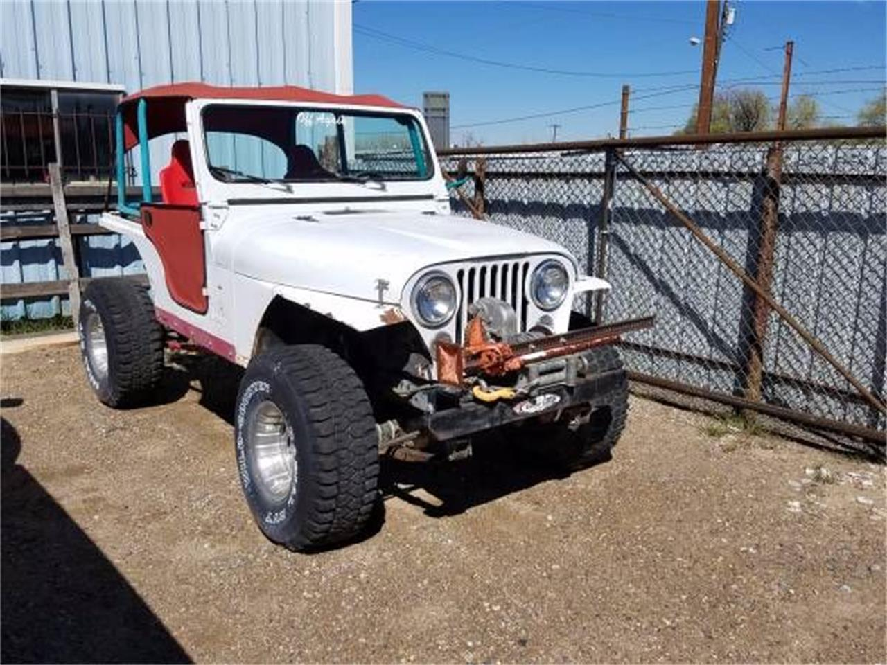 Large Picture of 1978 Jeep CJ5 located in Cadillac Michigan Offered by Classic Car Deals - NZTS