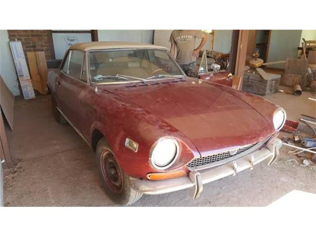 Picture of Classic 1971 Fiat 124 located in Michigan Offered by  - NZUC