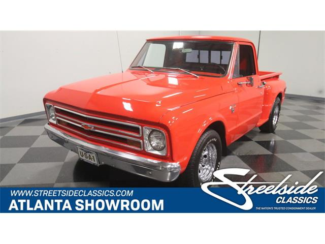 Picture of '67 C10 - NT7Z
