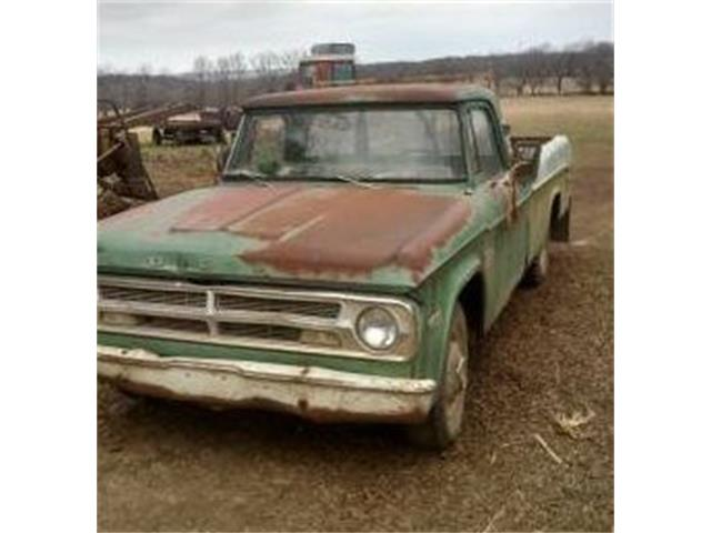 Picture of 1970 Dodge D200 located in Cadillac Michigan - NZVX