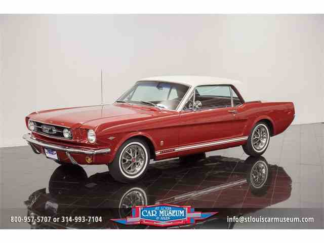 Picture of '66 Mustang - NT82