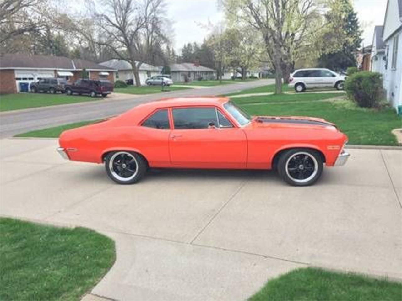 Large Picture of '70 Nova - $34,995.00 Offered by Classic Car Deals - NZWN